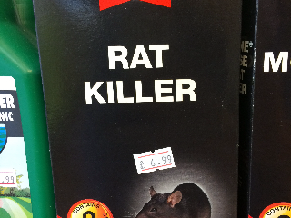 Rentokil rat poison