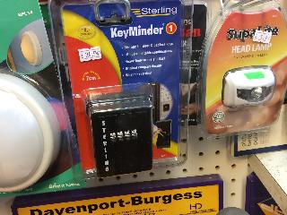 Sterling key safe